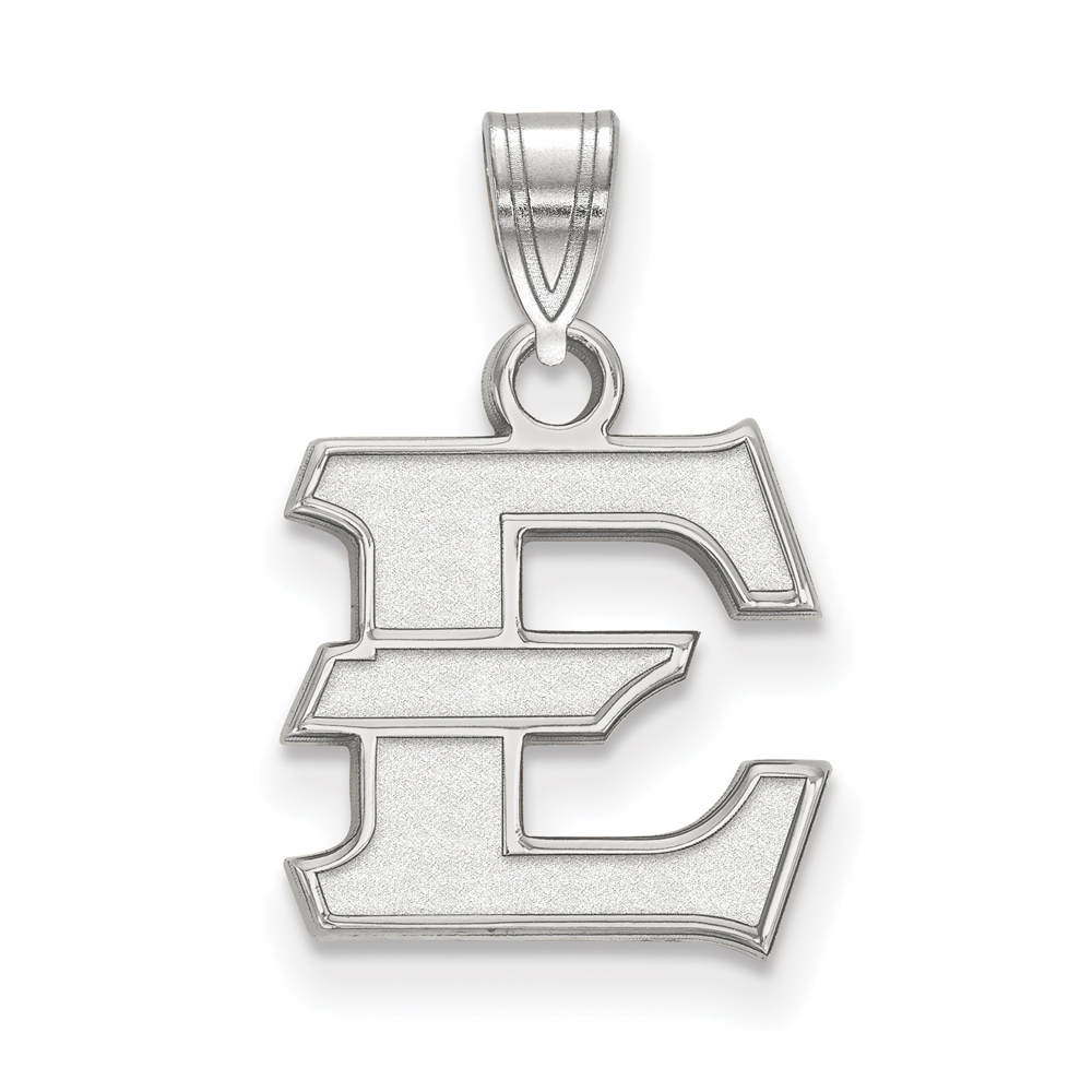 NCAA Sterling Silver East Tennessee State Small Pendant P14946