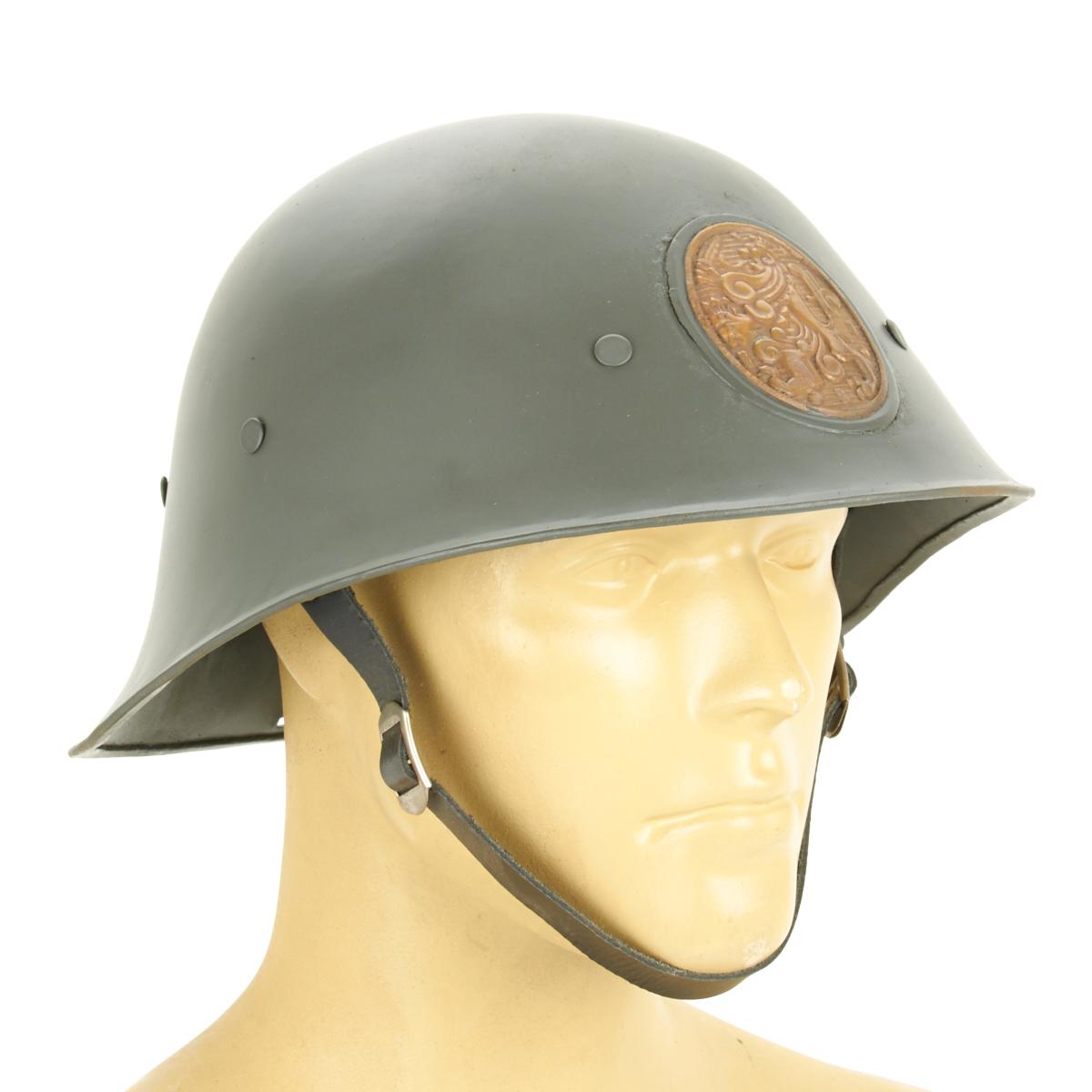 Details about Dutch WWII Model 1934 Steel Helmet