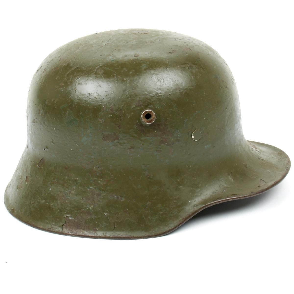 German Ww1 Helmet Markings