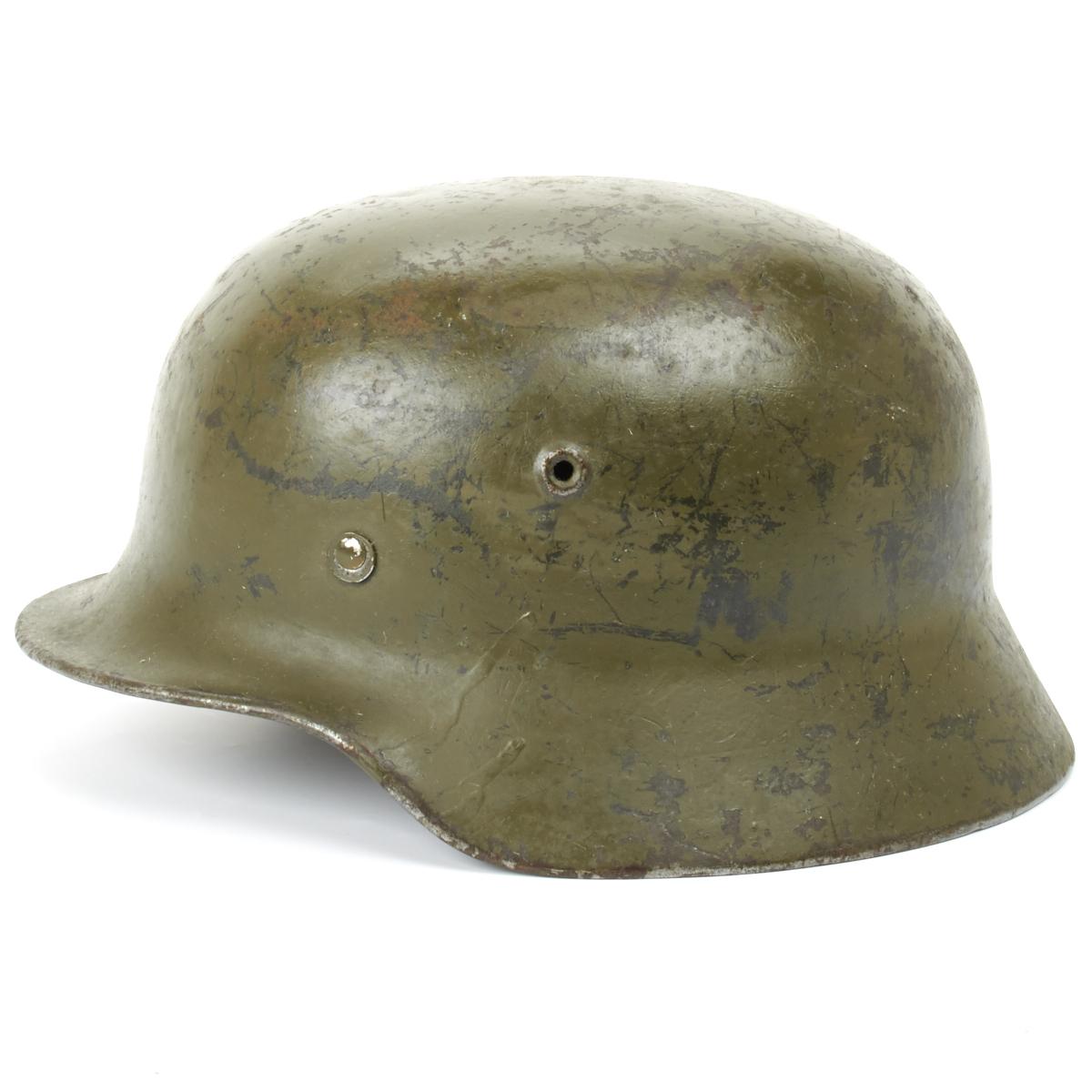 German Helmets of World War II: History and Description