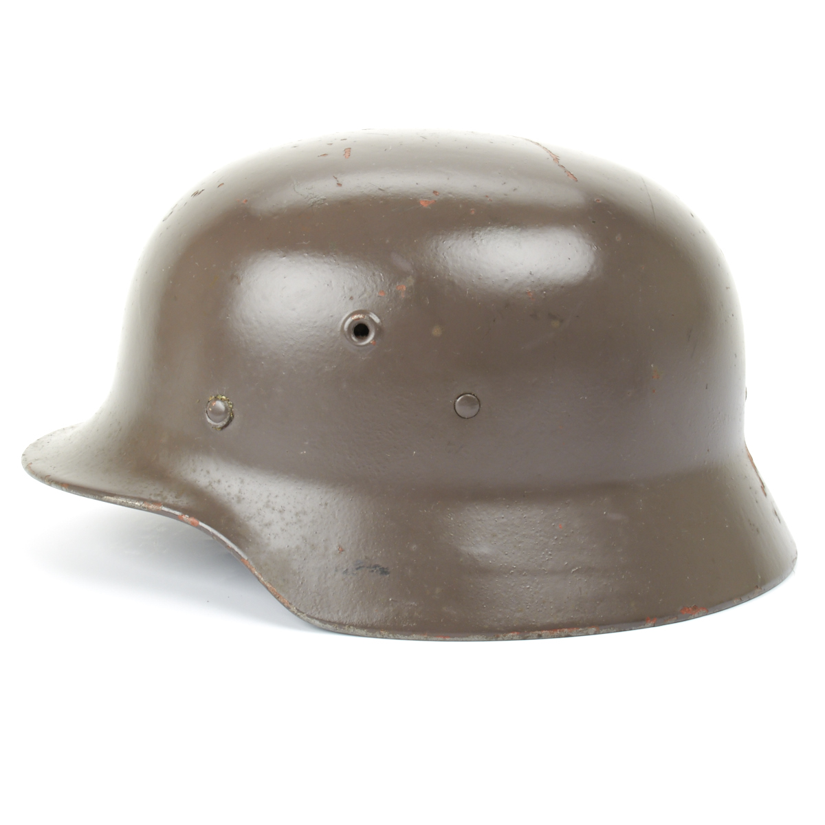 Original German WWII M40 Stahlhelm Steel Helmet- Shell