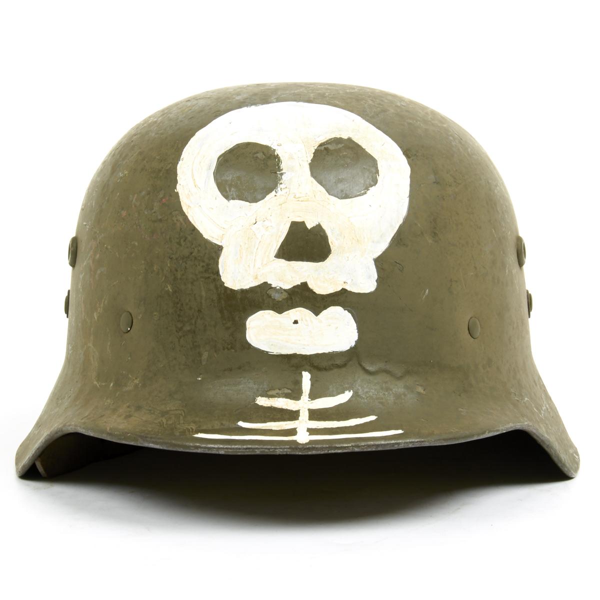 Helm Totenkopf Nazi Custom Stickers