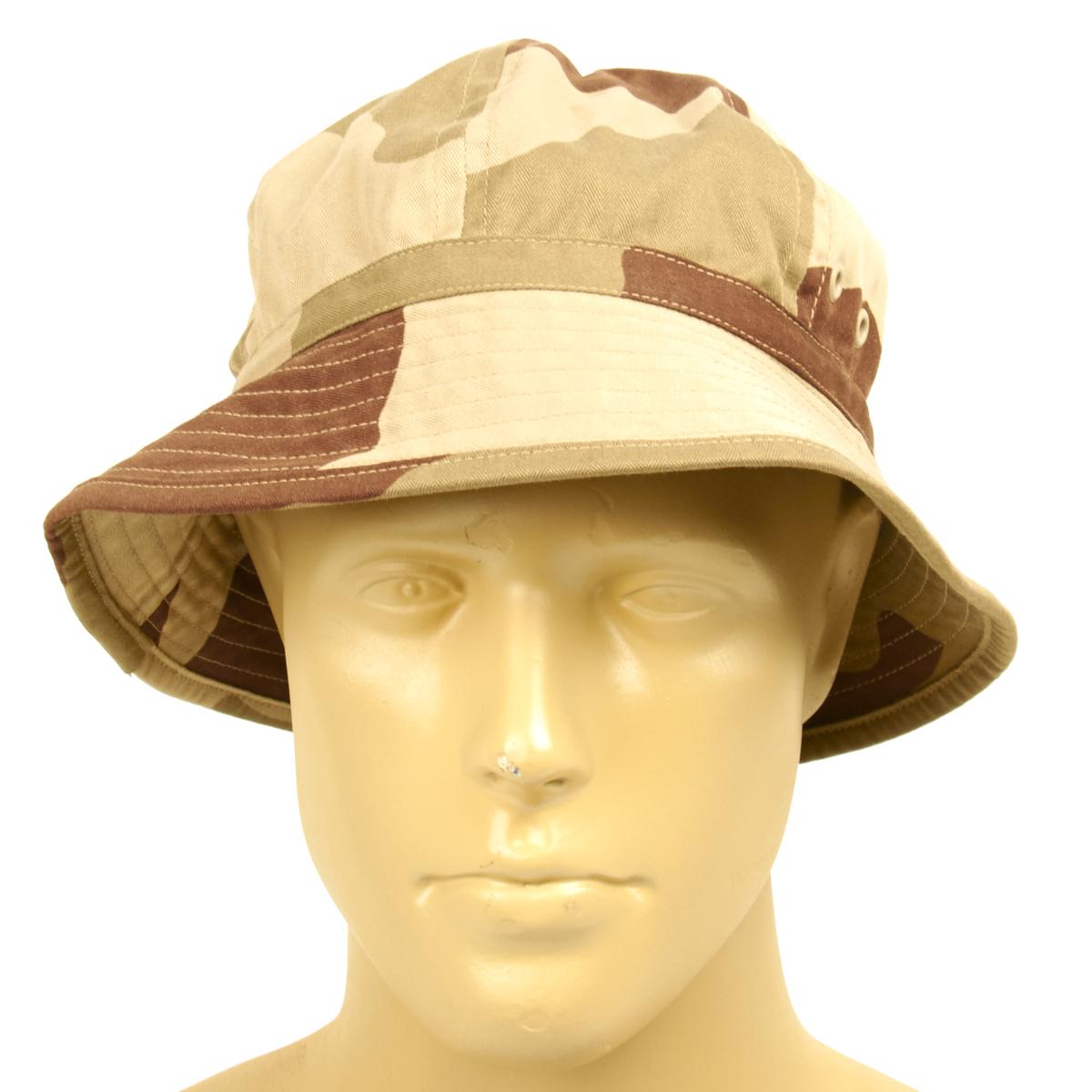 French Foreign Legion Desert Camouflage Boonie Sun Hat 725 Us 58