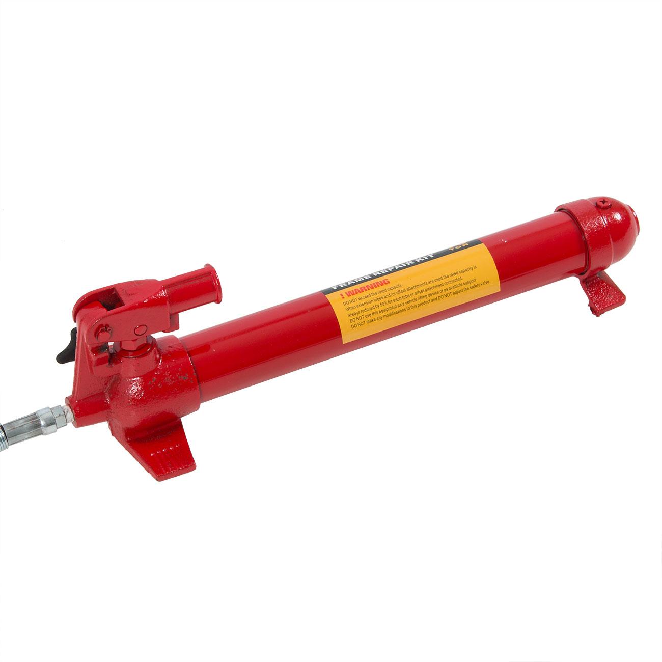 Hydraulic 10 Ton Body Frame Repair Kit Porta Power Tools Auto Shop ...