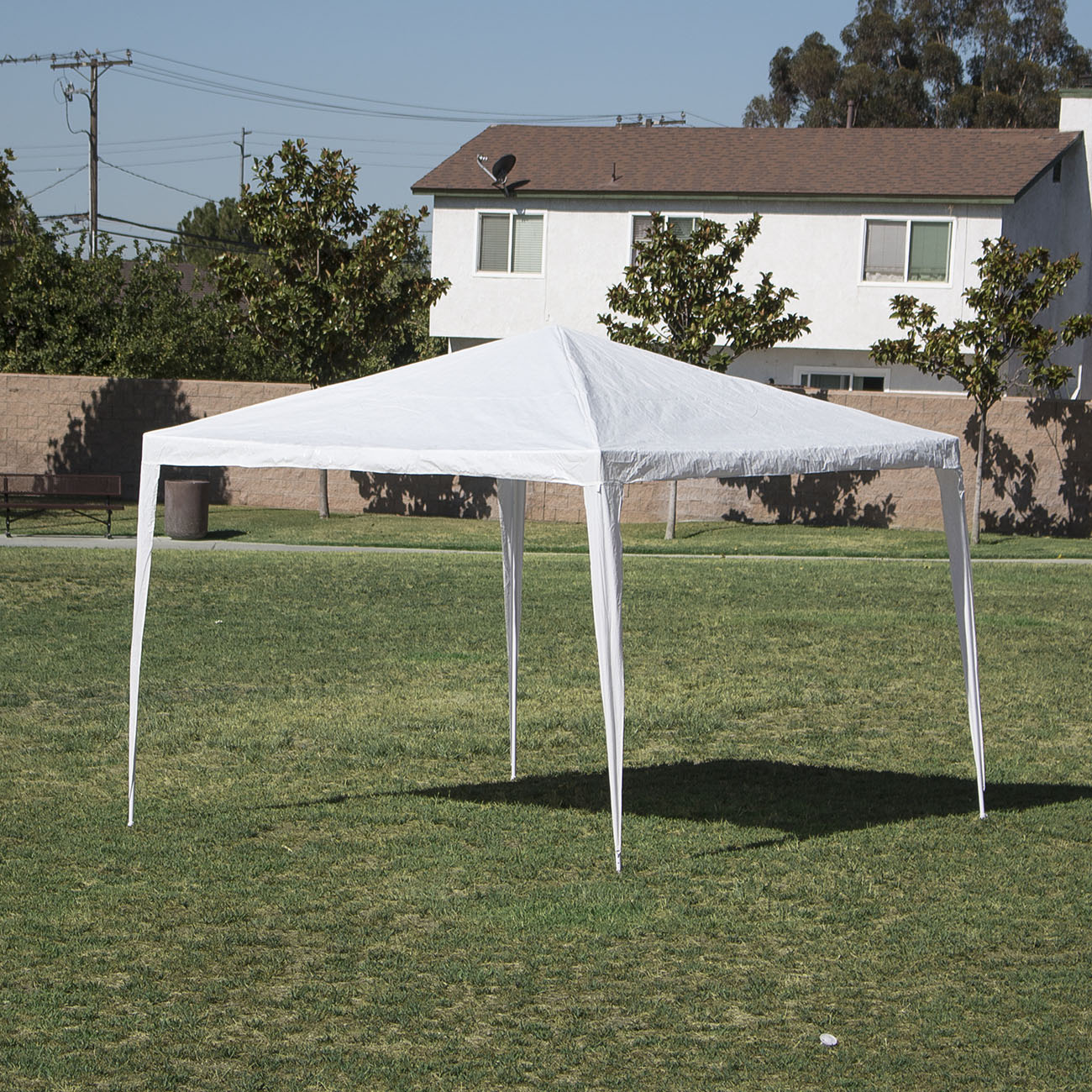 10-039-20-039-30-039-Canopy-Party- & 10u0027 20u0027 30u0027 Canopy Party Wedding Outdoor Tent Gazebo Pavilion w 4 ...