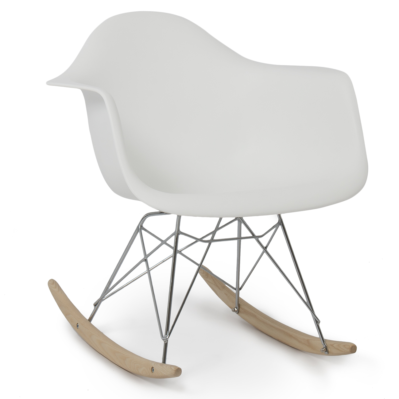 Retro DSW Style Modern Arm Chair RAR Rocker