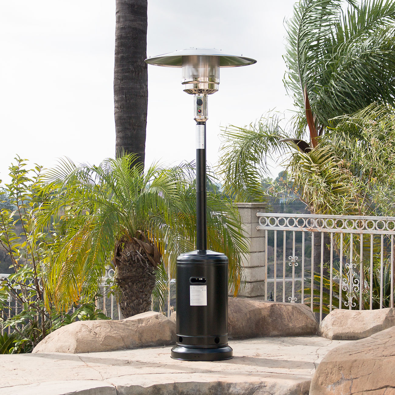 NEW 48 000 BTU Outdoor Patio Heater Propane