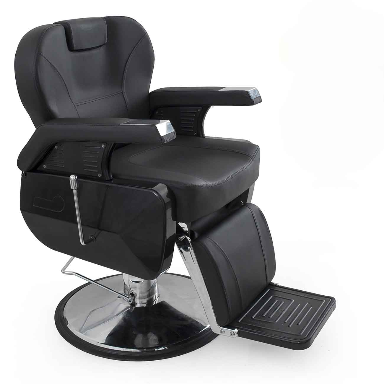 All Purpose Hydraulic Recline Barber Chair Salon Beauty Spa Shampoo Styling 1