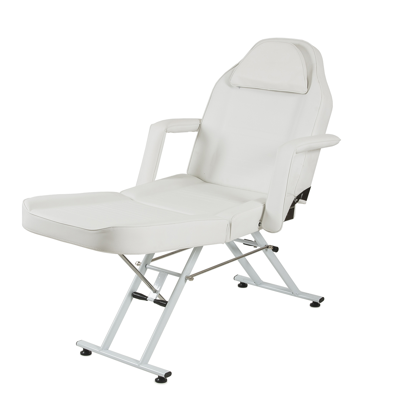 White Massage Facial Bed Adjustable Table Chair Beauty Spa Salon Tattoo  Beauty