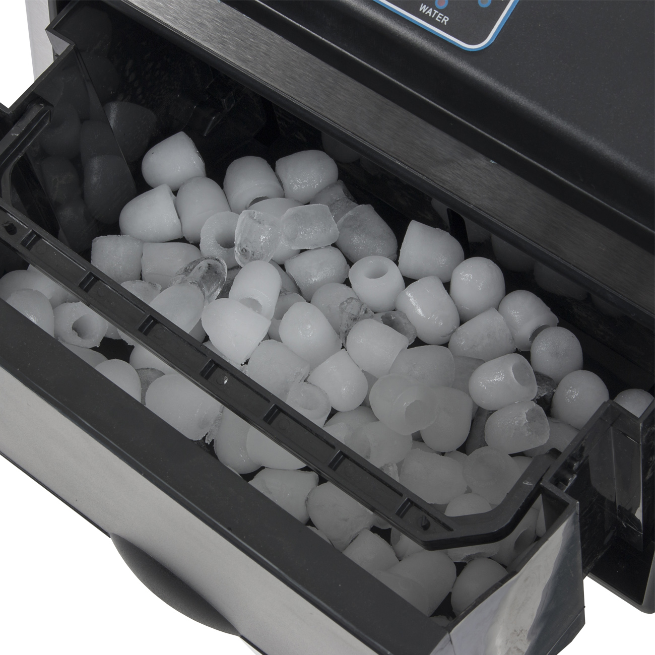 New 2in1 Water Dispenser With Built In Ice Maker Machine