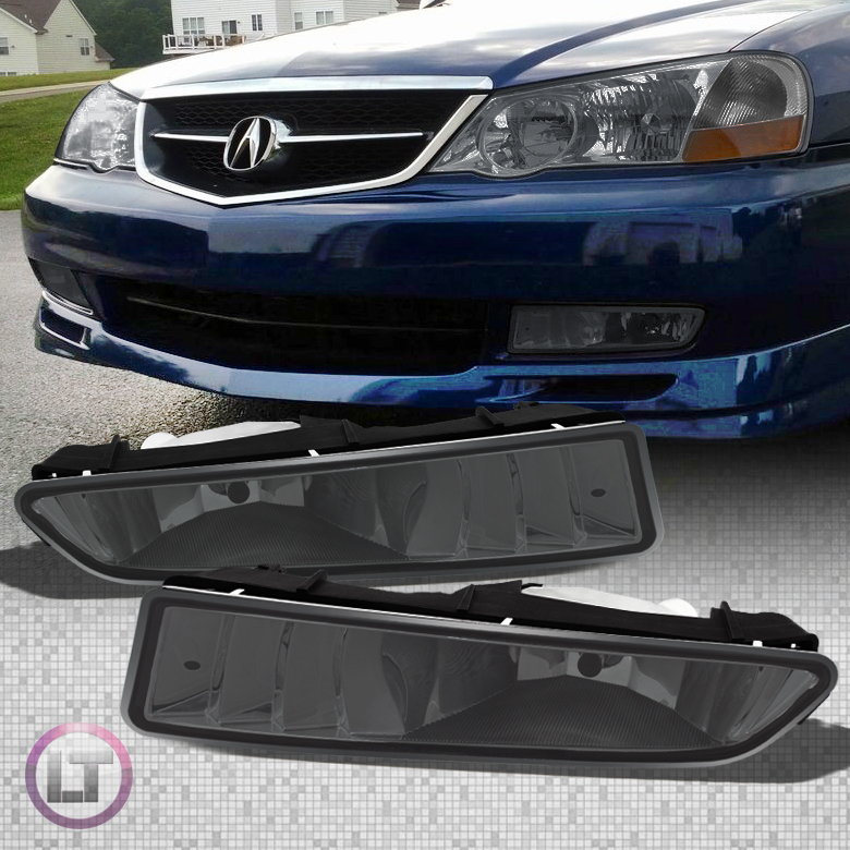 FITS SMOKED 99-03 ACURA TL TYPE-S JDM STYLE BUMPER DRIVING