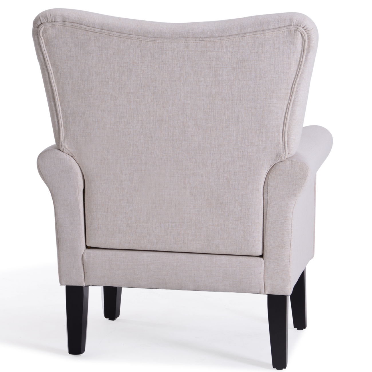 NEW Modern Tufted Accent Chair Living Room Armrest