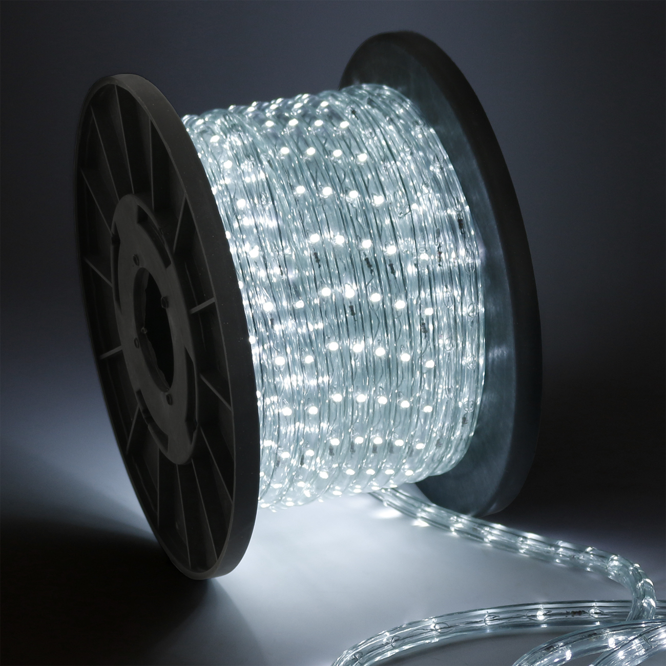 50 100 150 300 Led Rope Light Home Outdoor Christmas