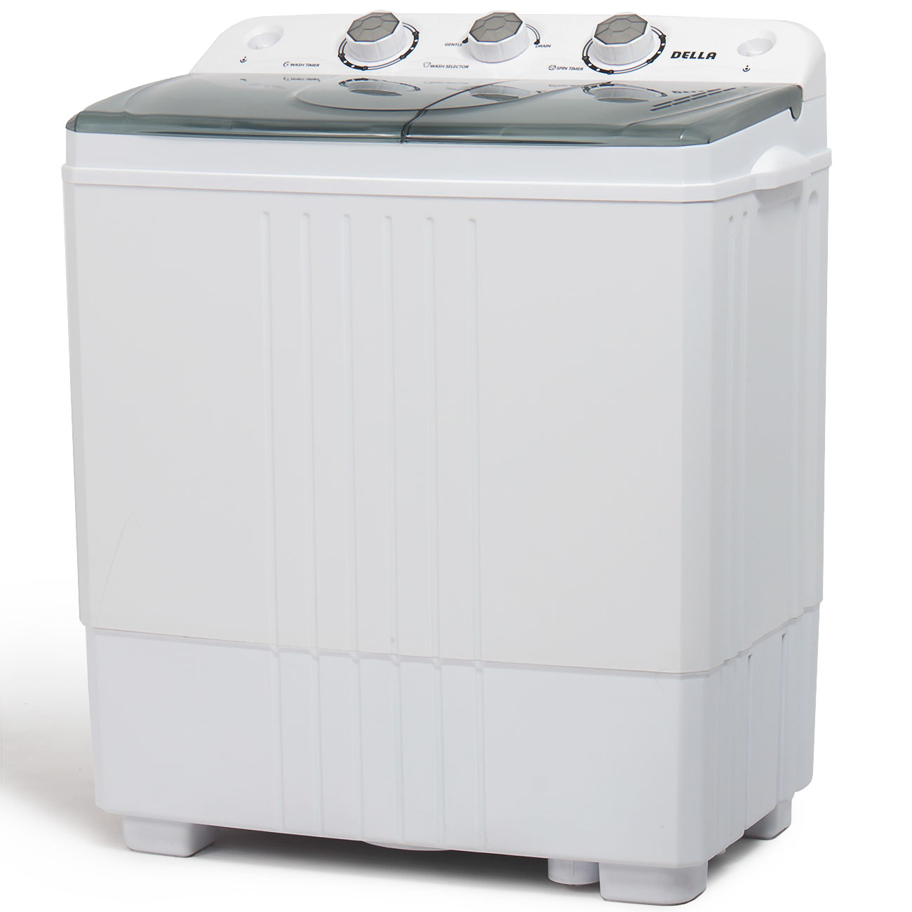 Dual Washing Machine Spin Amp Dryer Twin Tub Portable Rv Top