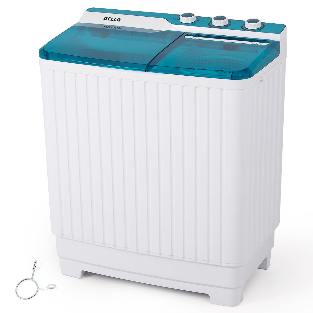 Spin Dryer Parts : Portable compact twin tub kg washing machine washer rv