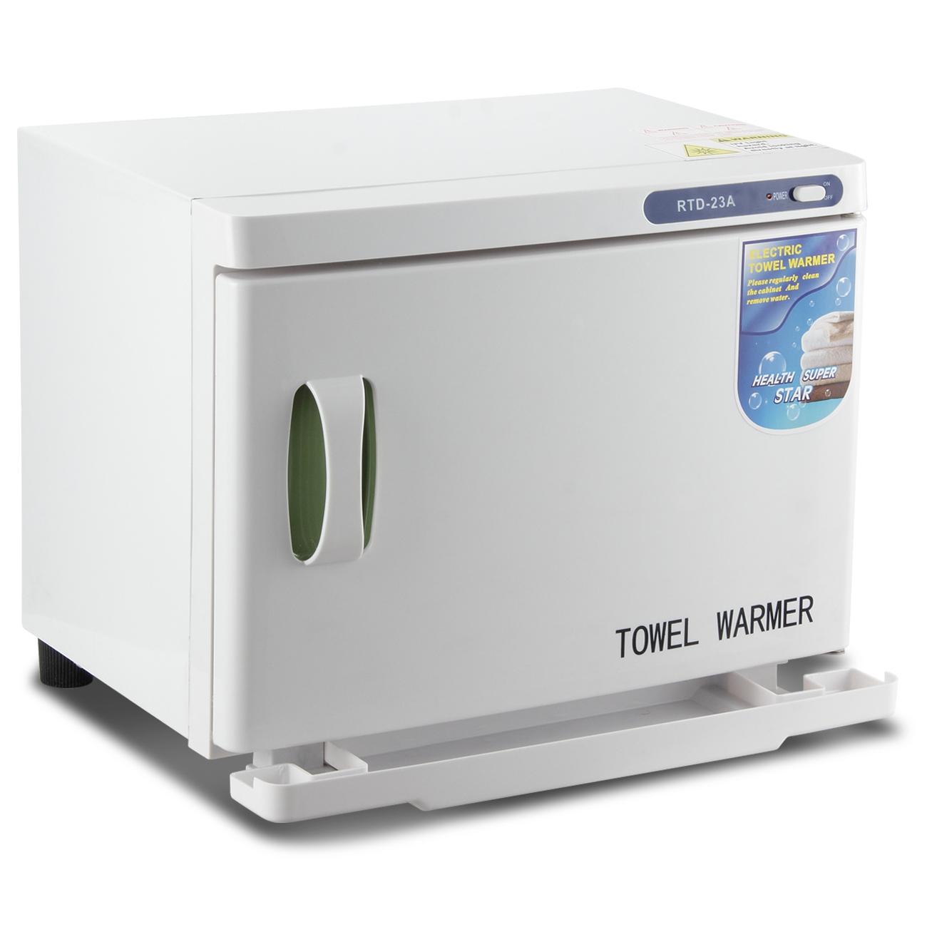 towel warmer cabinet. 2 In 1 Hot UV Sterilizer Towel Warmer Cabinet Spa Beauty Salon Equipment 23L H