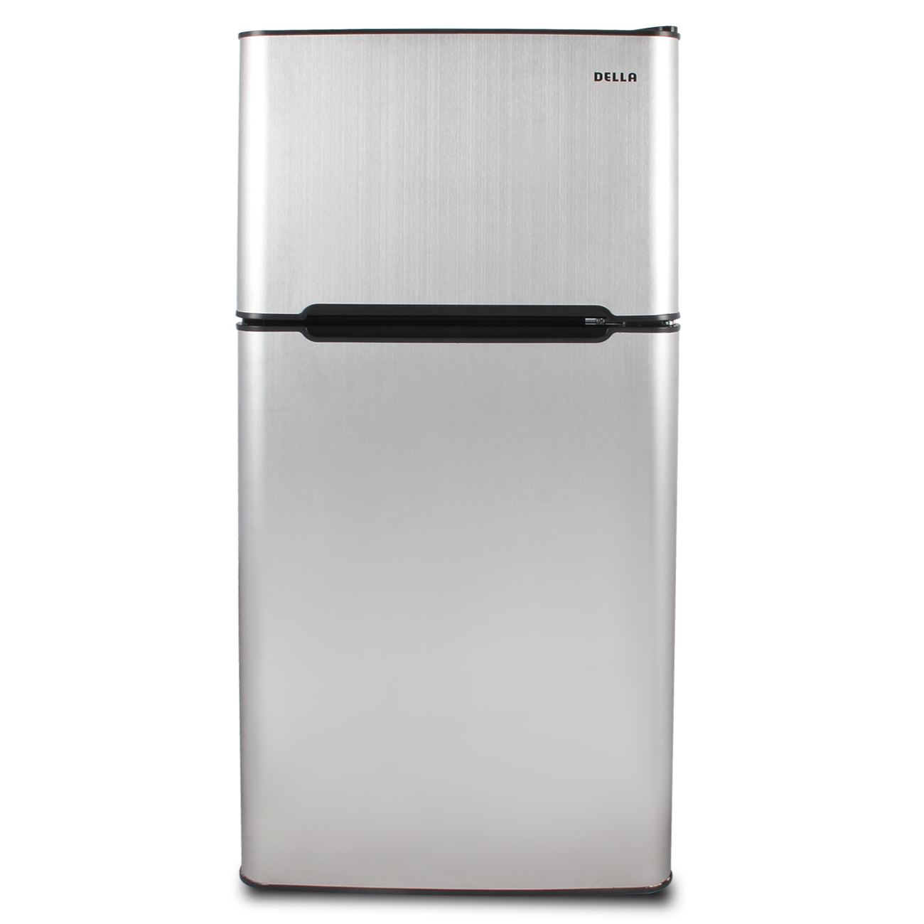 Stainless Steel Refrigerator Small Freezer Cooler Fridge