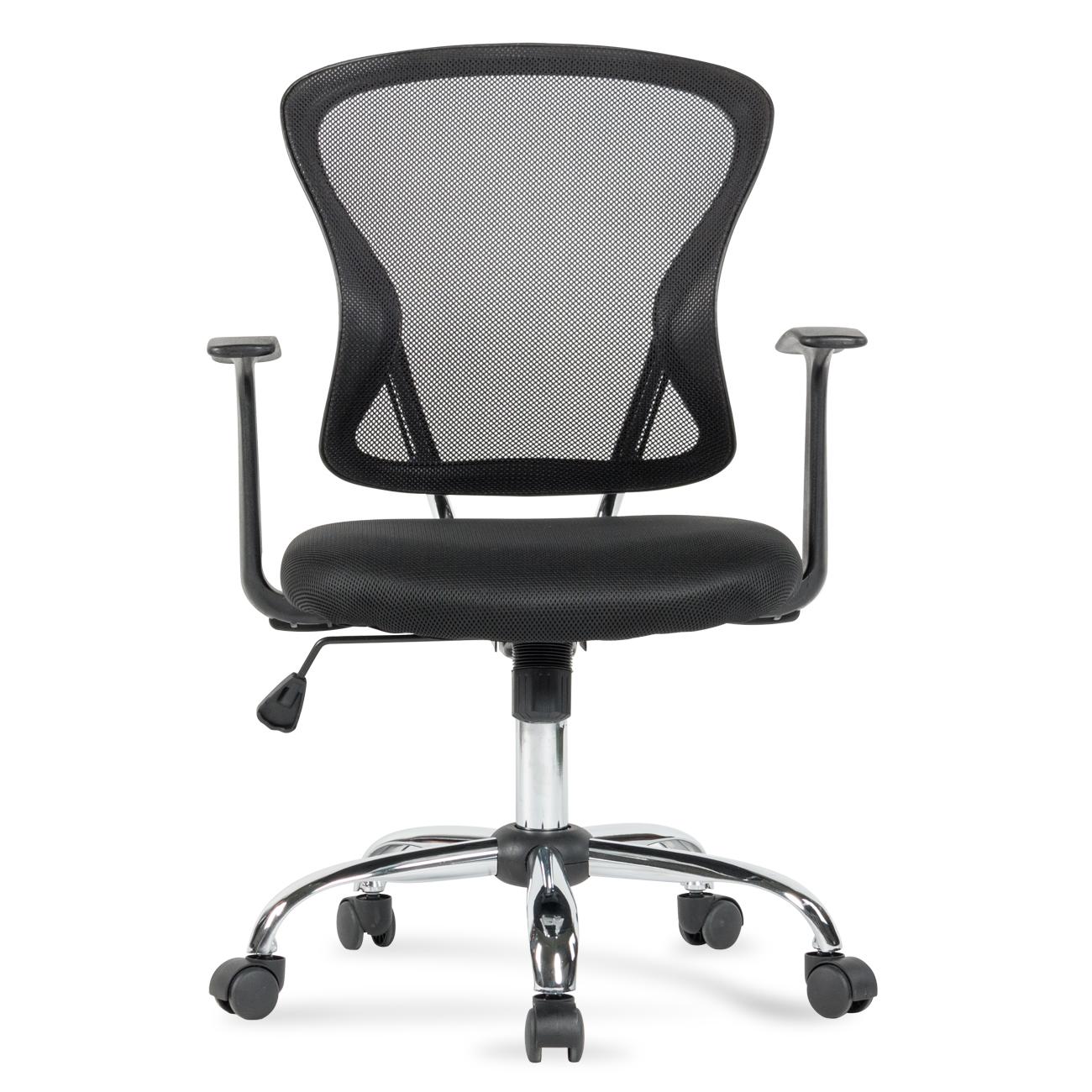 modern ergonomic mid back mesh swivel computer office desk task