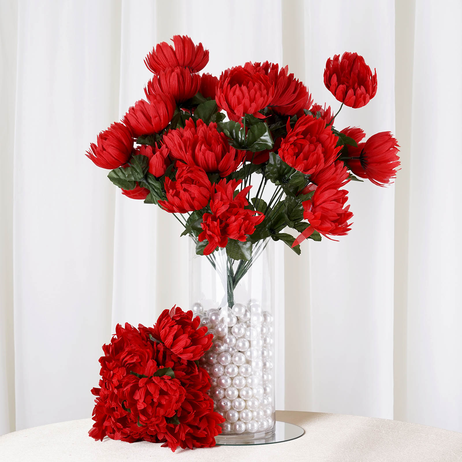 56 CHRYSANTHEMUMS Flowers Wedding Bouquet Party Centerpieces ...