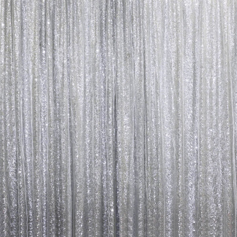 Sequined Backdrop 20ft X 10ft Photo Booth Background Party