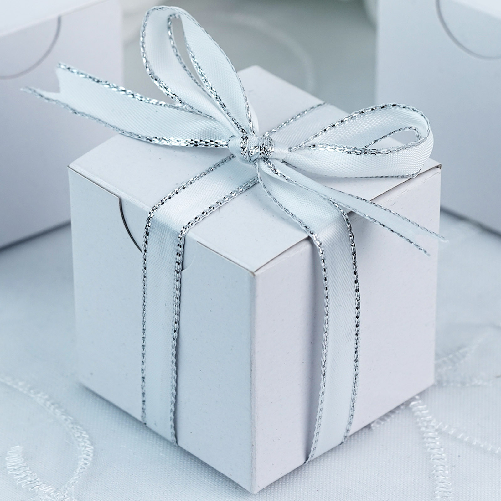 """Wedding Gift Packages: 300 2""""x2""""x2"""" Wedding Favors Boxes"""