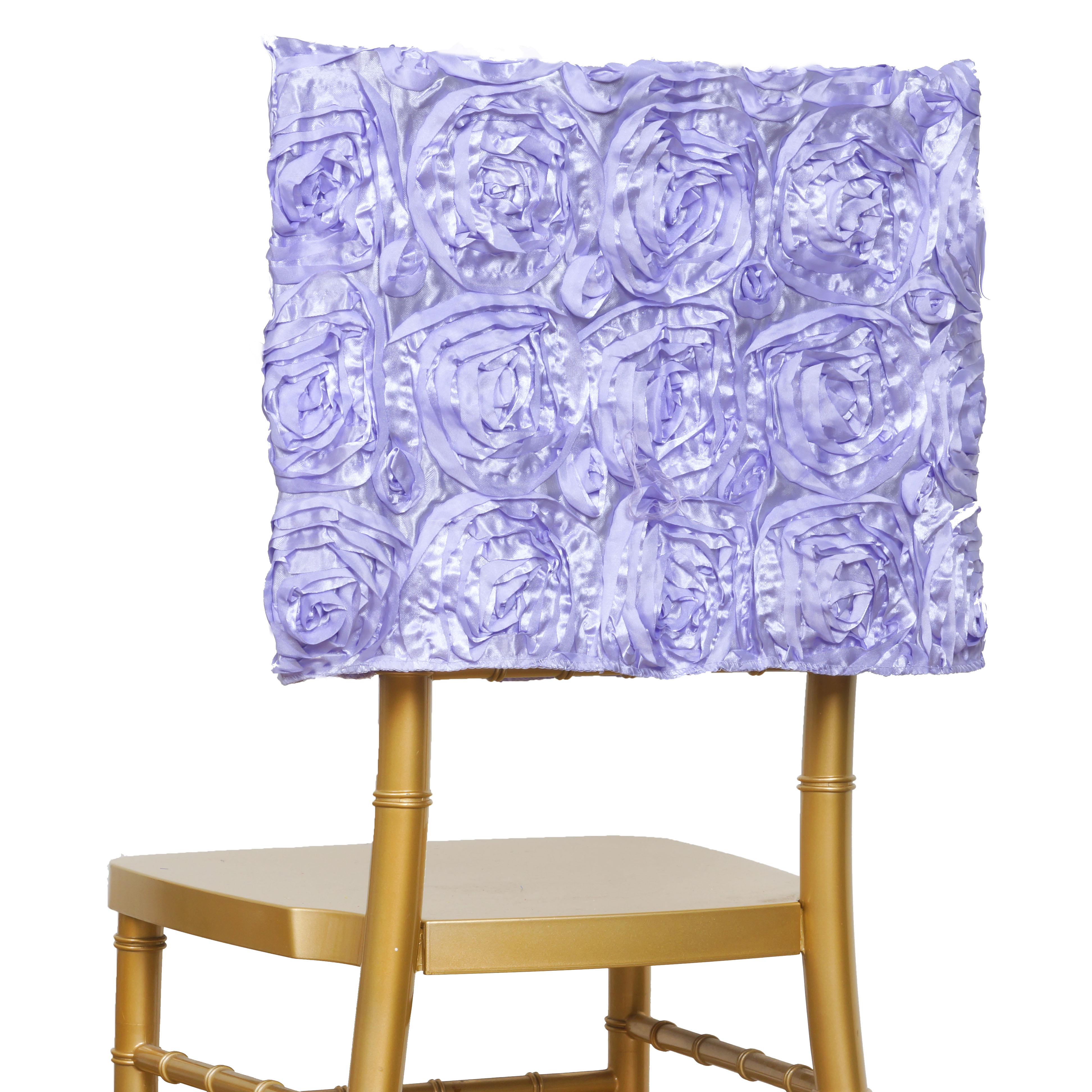 Raised roses square top chair cap covers wedding reception party raised roses square top chair cap covers wedding junglespirit Images