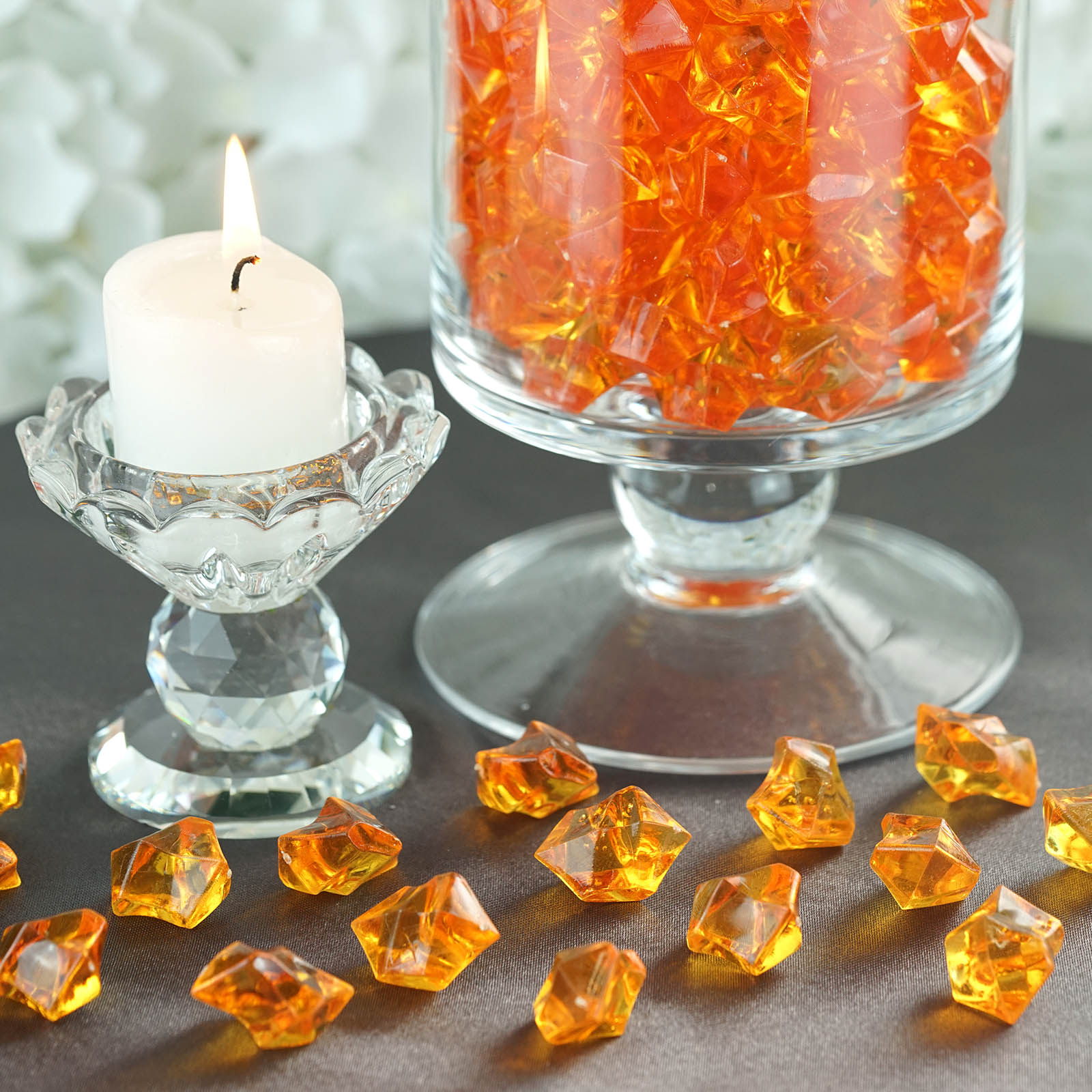 300-Acrylic-Ice-CRYSTAL-LIKE-Pieces-Wedding-Centerpieces-Decorations-Supplies thumbnail 43