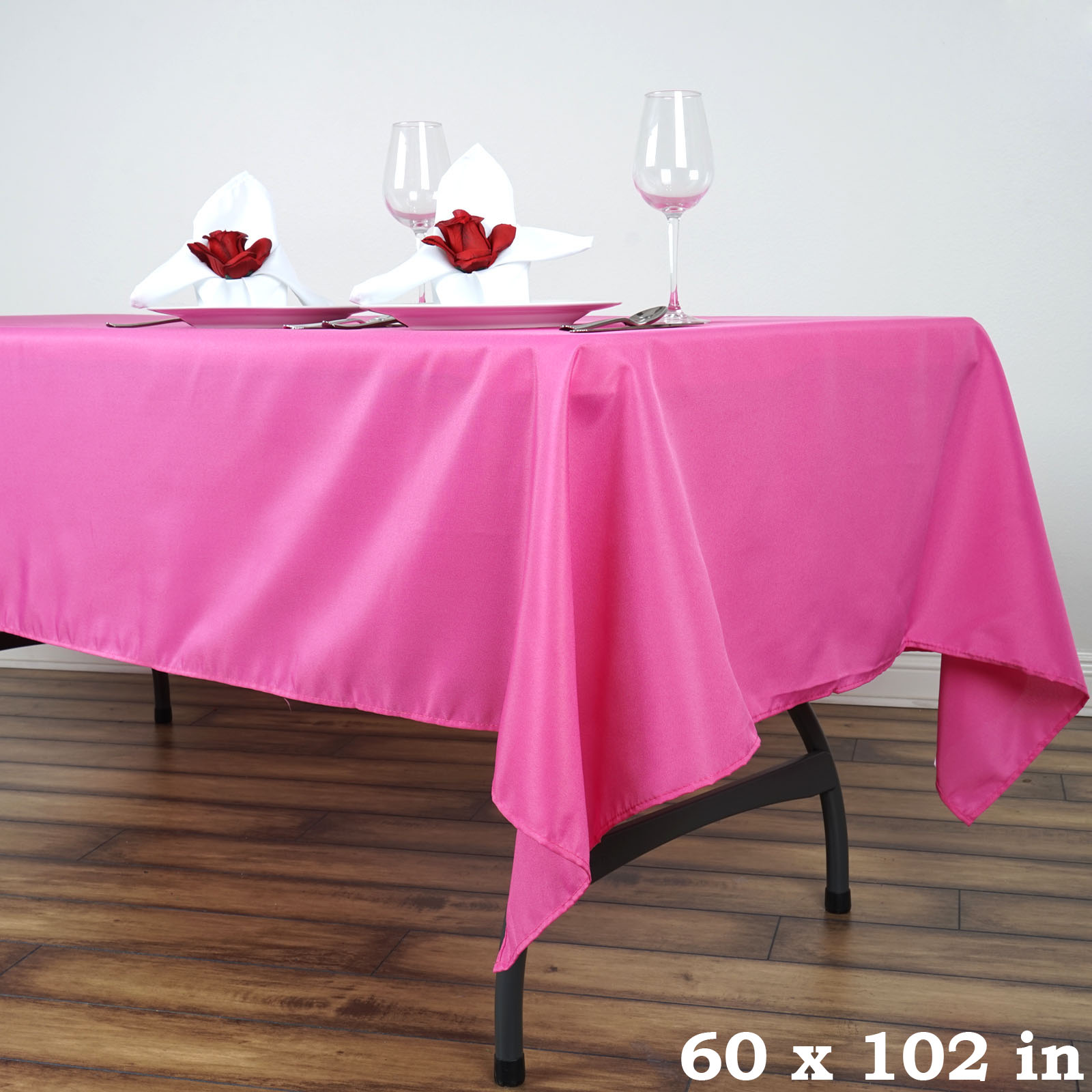 Cheap Home Wedding Ideas: RECTANGULAR Polyester Tablecloths Restaurant Catering Home