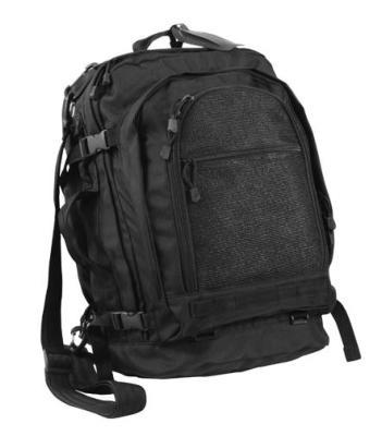 2299 Рюкзак-сумка / 2299 MOVE OUT BAG / BACKPACK - BLACK.