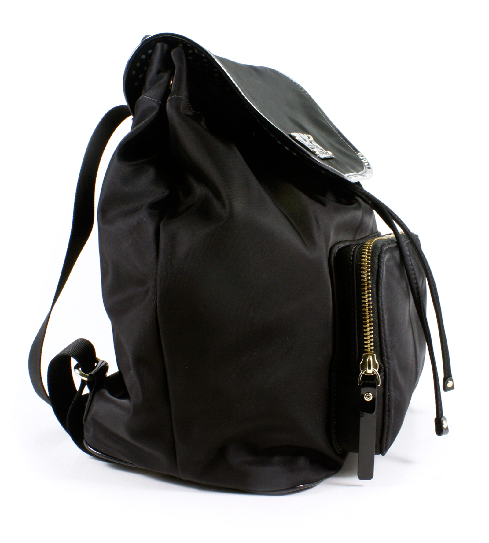 aa61814be28588 Backpack Purse Black Nylon | Stanford Center for Opportunity Policy ...