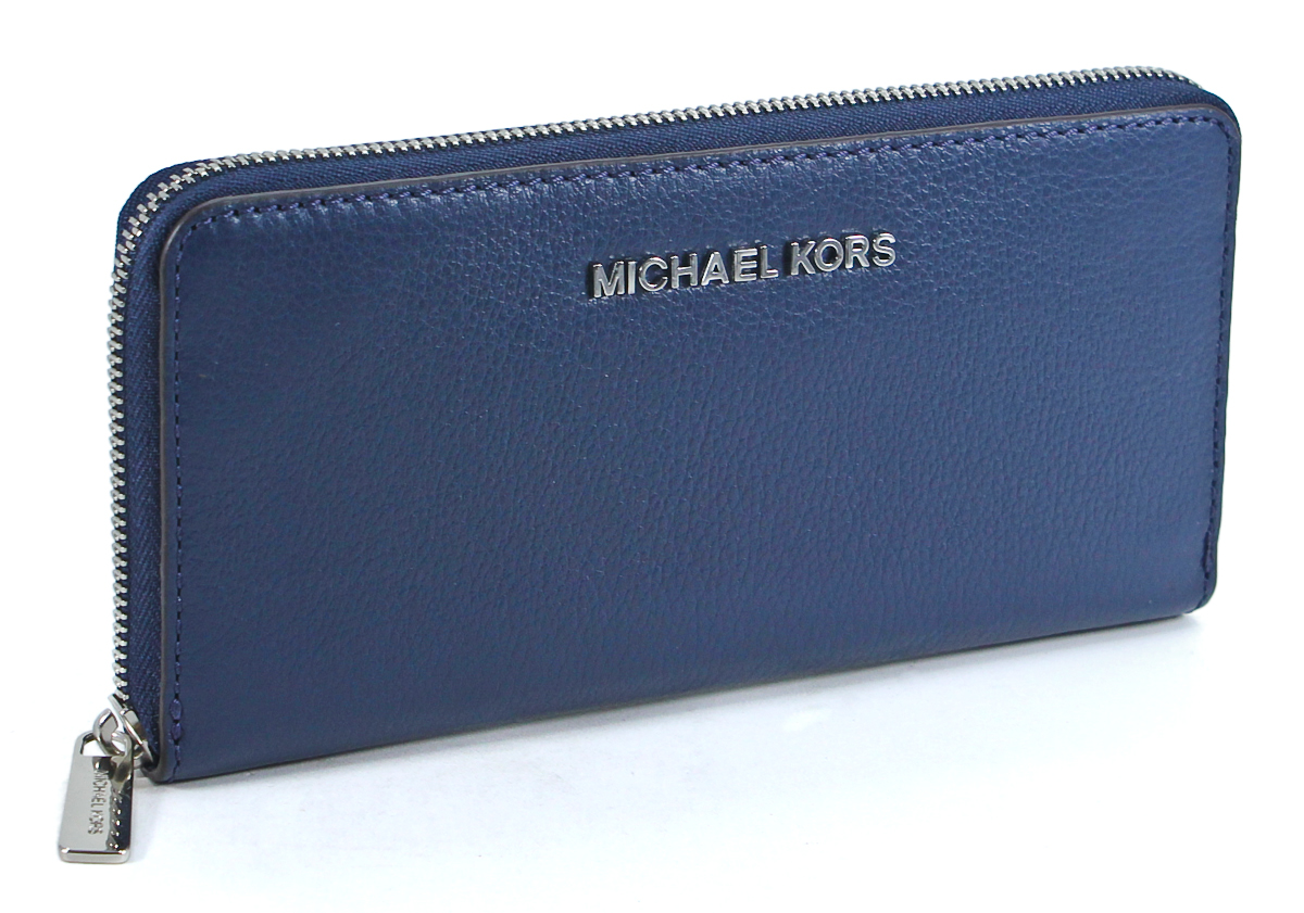 1933f09881a3 Navy Blue Wallet Michael Kors | Stanford Center for Opportunity ...