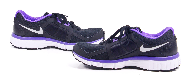 4363058041f9 Nike Dual Fusion St 2 Womens Black Purple Running Shoes Shoes 9 5 ...