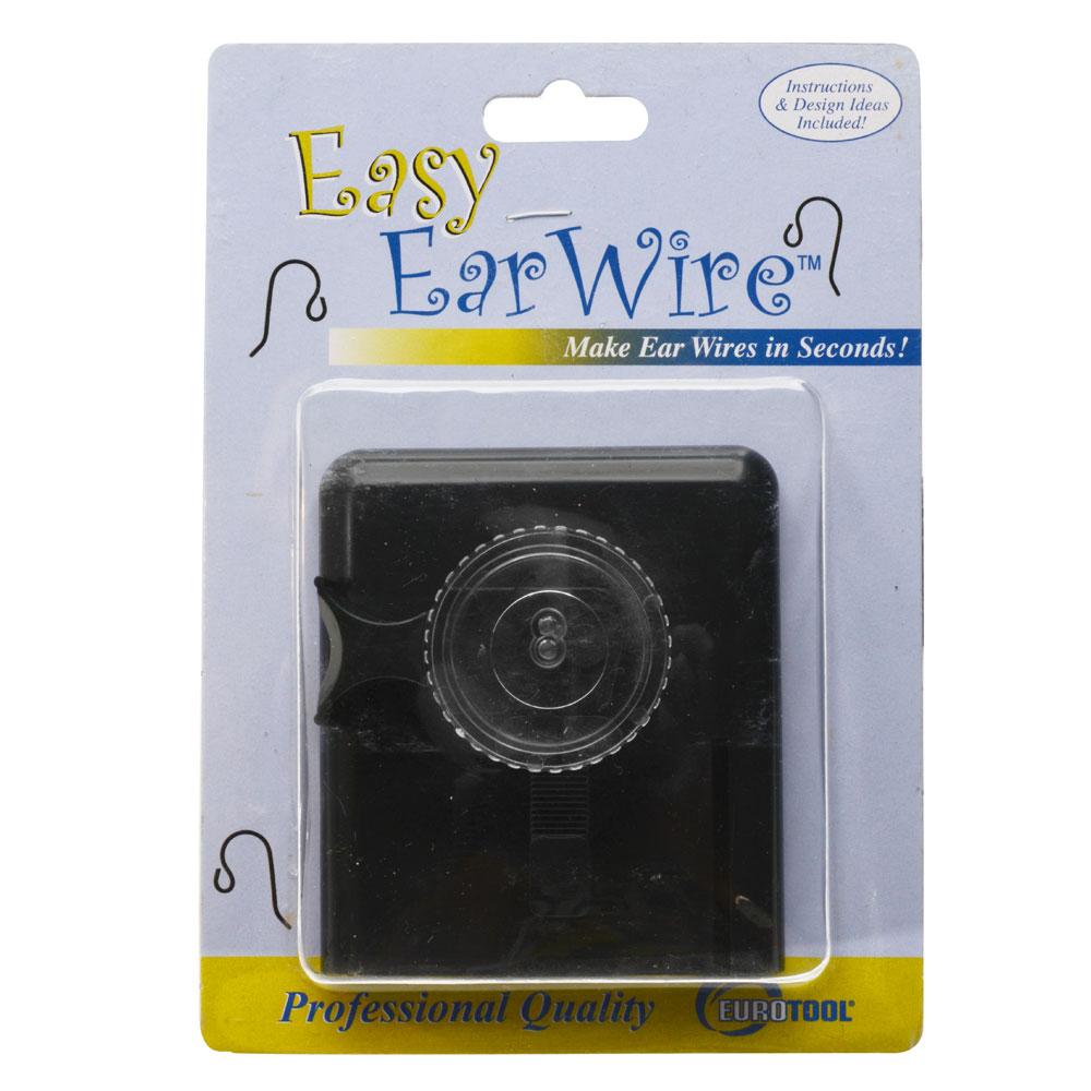 Easy Ear Wire Findings Tool For Making Earring Hooks (1)