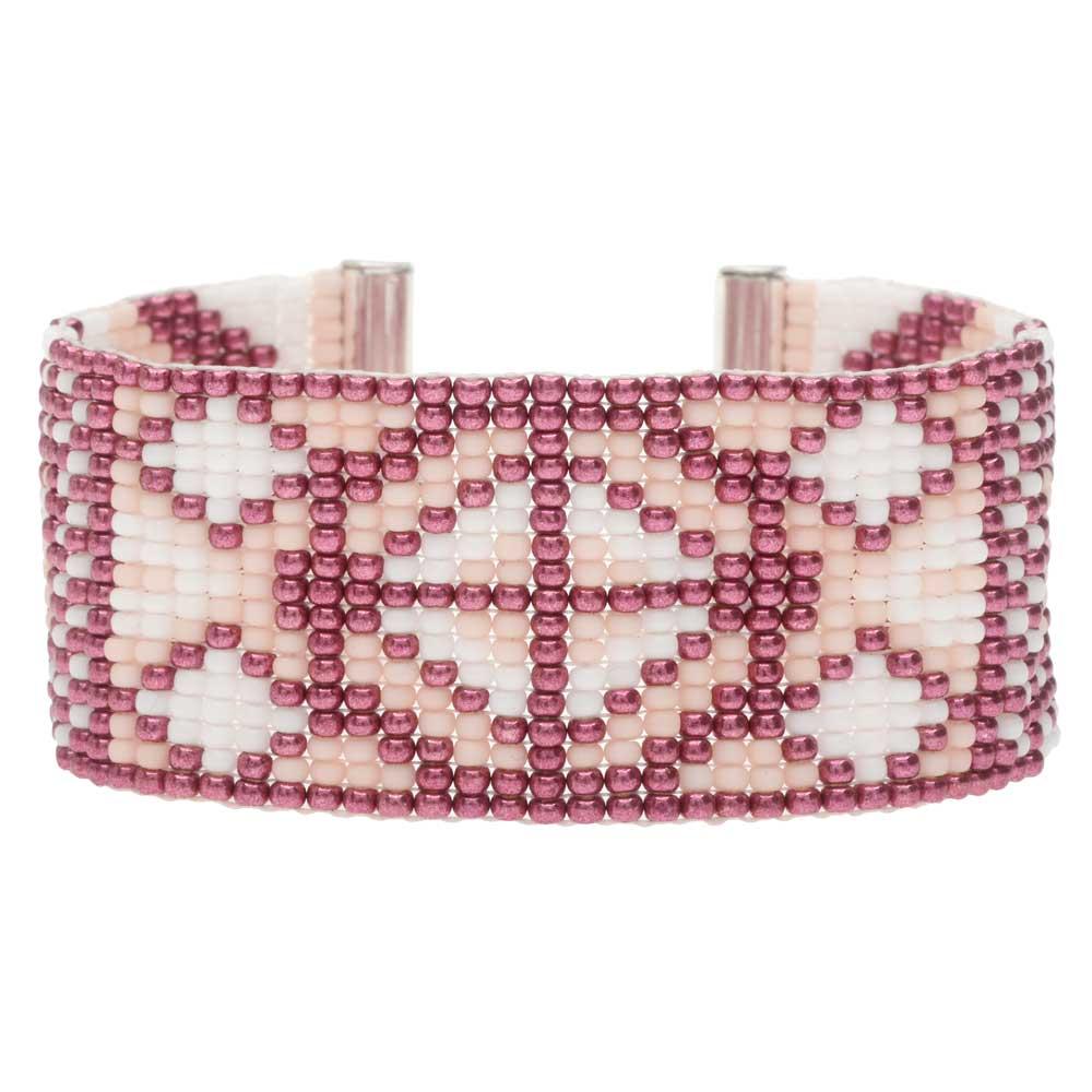 St. Augustine Loom Bracelet - Exclusive Beadaholique Jewelry Kit