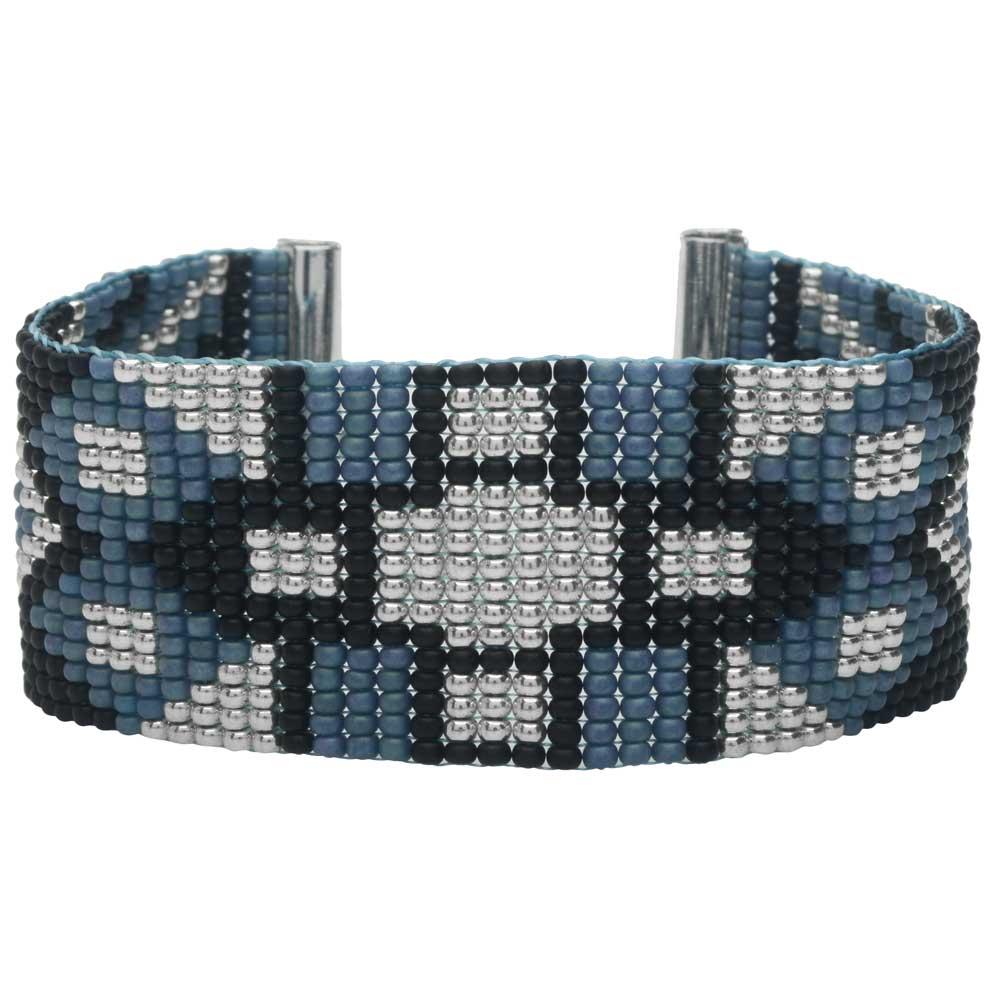 Glacier Park Loom Bracelet - Exclusive Beadaholique Jewelry Kit