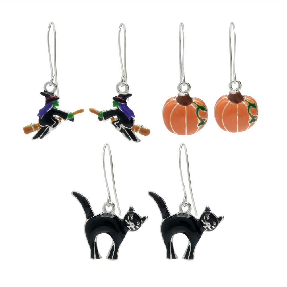 Bewitching Earring Trio - Exclusive Beadaholique Jewelry Kit