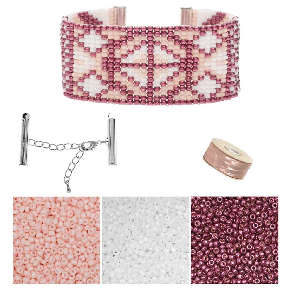 Refill - St. Augustine Loom Bracelet - Exclusive Beadaholique Jewelry Kit