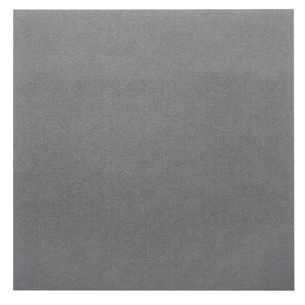 The Beadsmith Ultra Suede For Beading Foundation And Cabochon Work 8.5x8.5 Inches - Grey