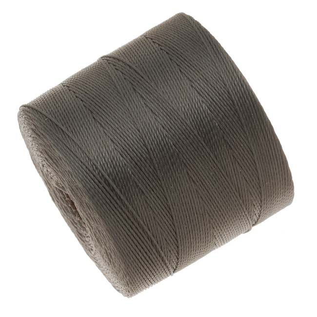Super-Lon (S-Lon) Micro Macrame Twisted Nylon Cord - Cocoa Brown / 287 Yard Spool
