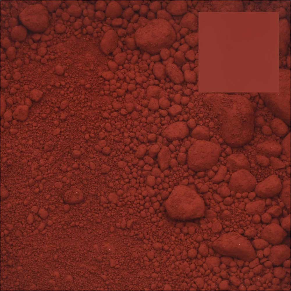 Create Recklessly, Pigment for Artist's Concrete, .5 Ounce, Terracotta