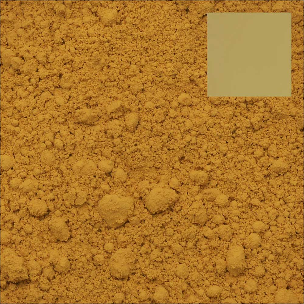 Create Recklessly, Pigment for Artist's Concrete, .5 Ounce, Yellow