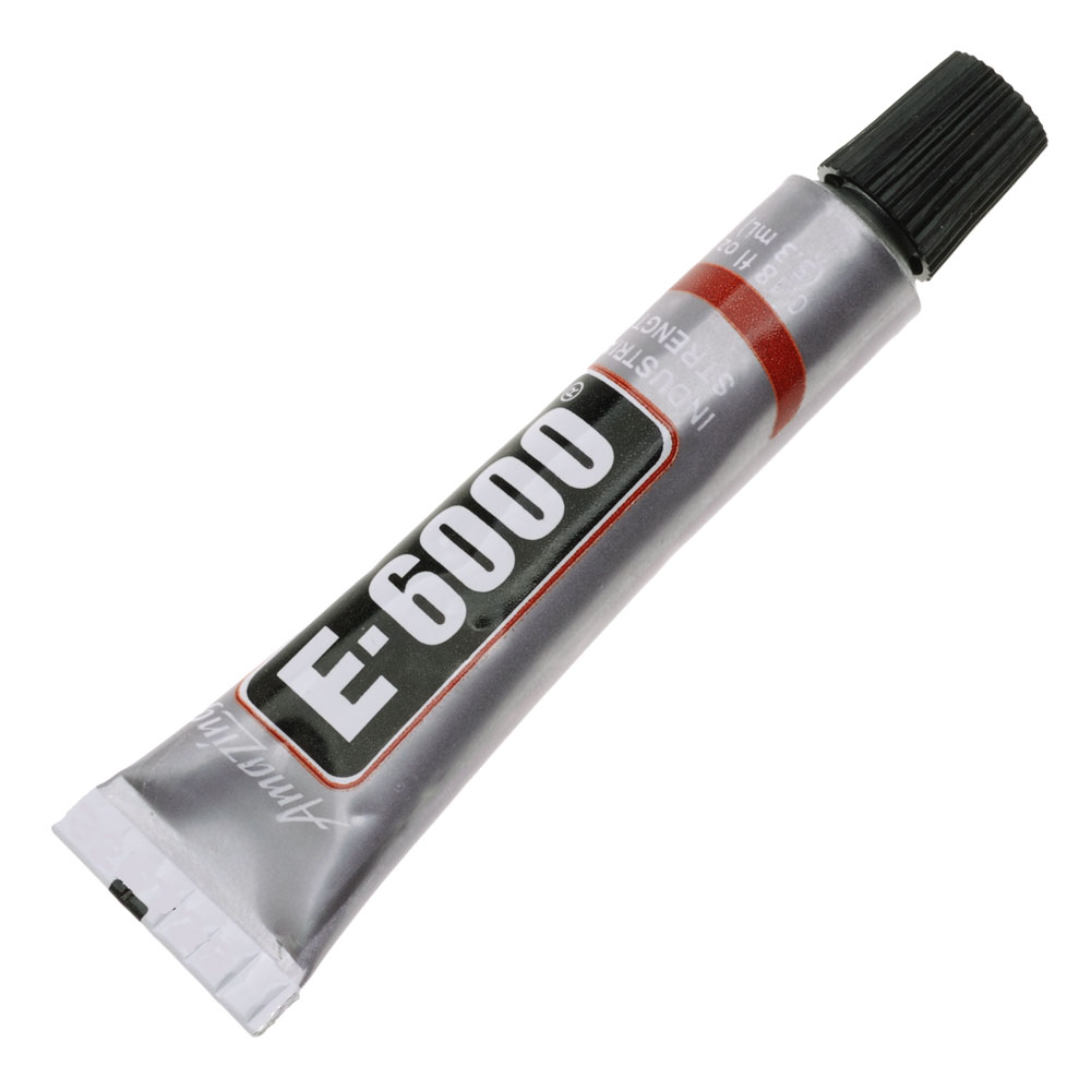 E6000 Industrial Strength Glue Adhesive (0.18 fl oz)