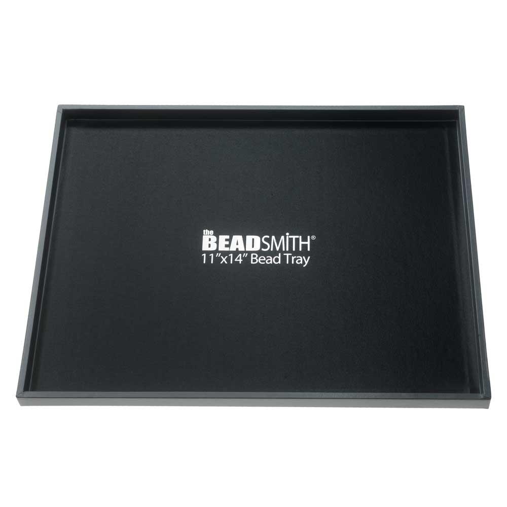 The Beadsmith Bead Mat Tray, 11-1/2