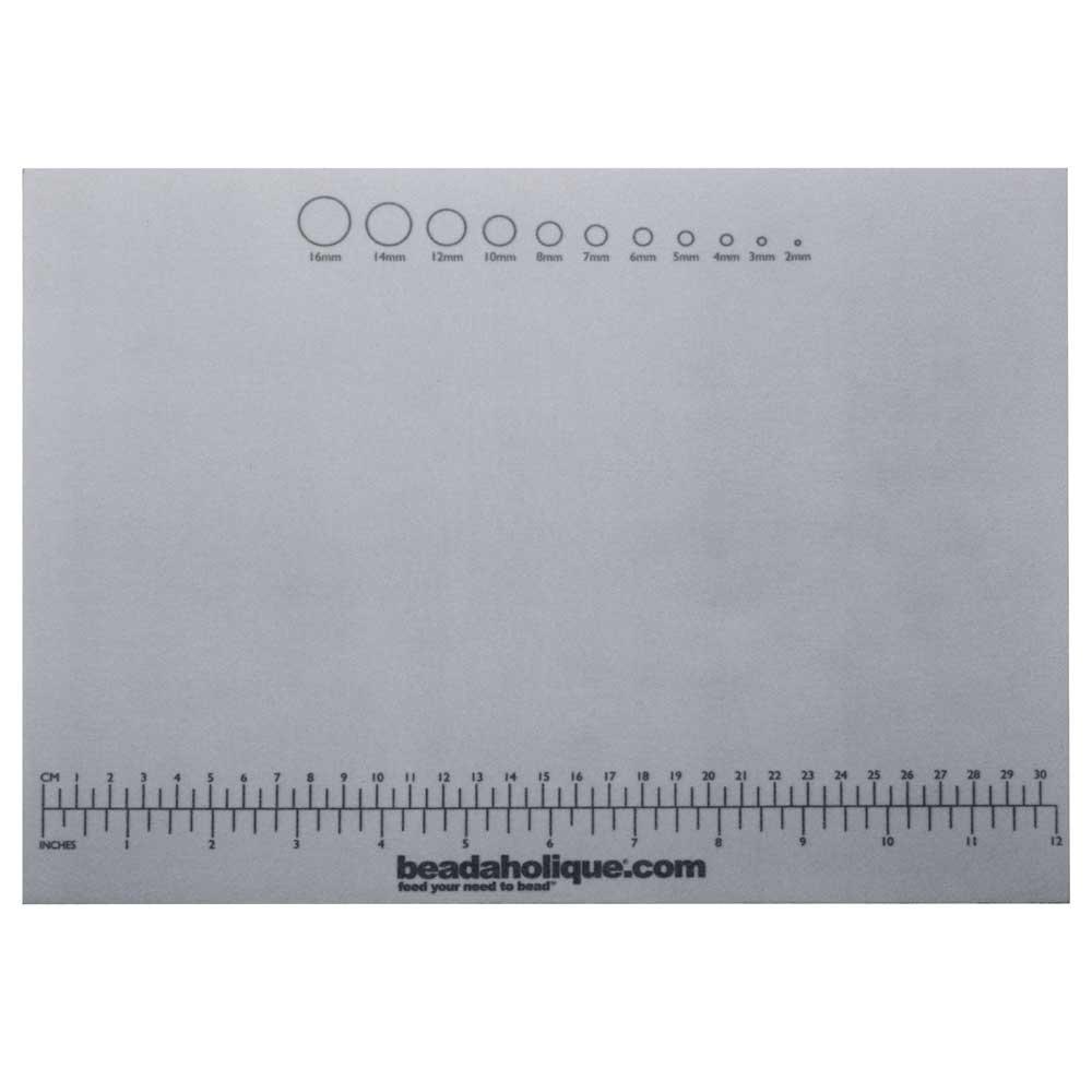 Beadaholique Bead Mat, 12.5x9.25 Inches, 1 Piece