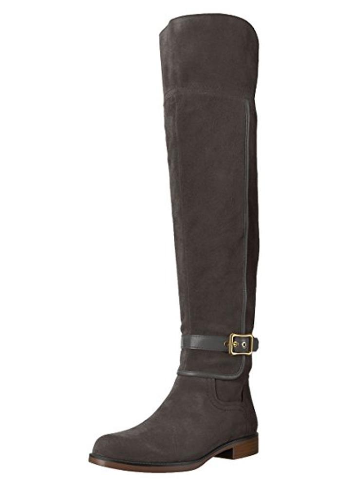 063e717ceda0 Franco Sarto Women s CRIMSON Over The Knee Boot