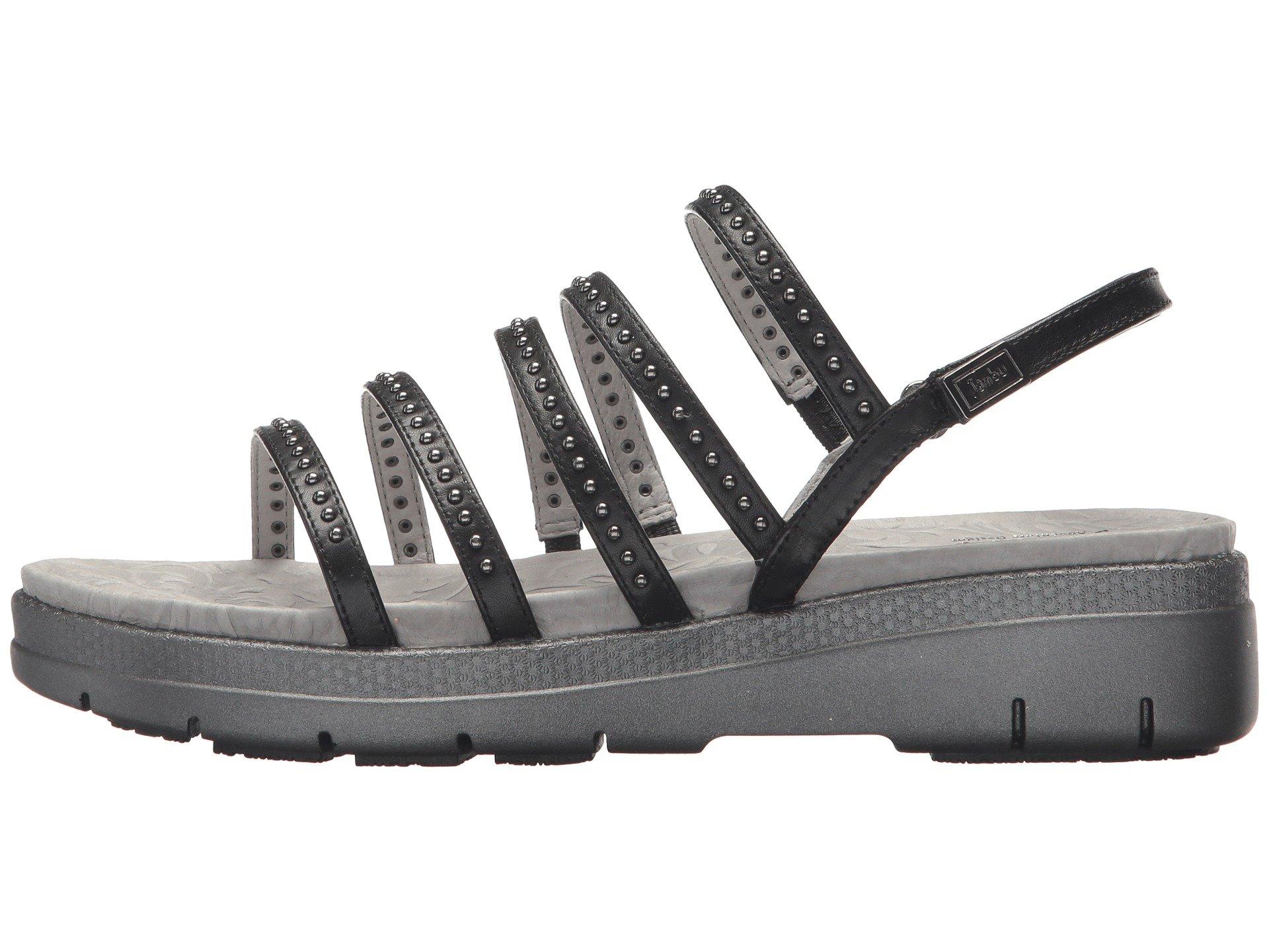 Jambu Elegance Sandals Clothing Shoes /& Jewelry Shoes  SZ