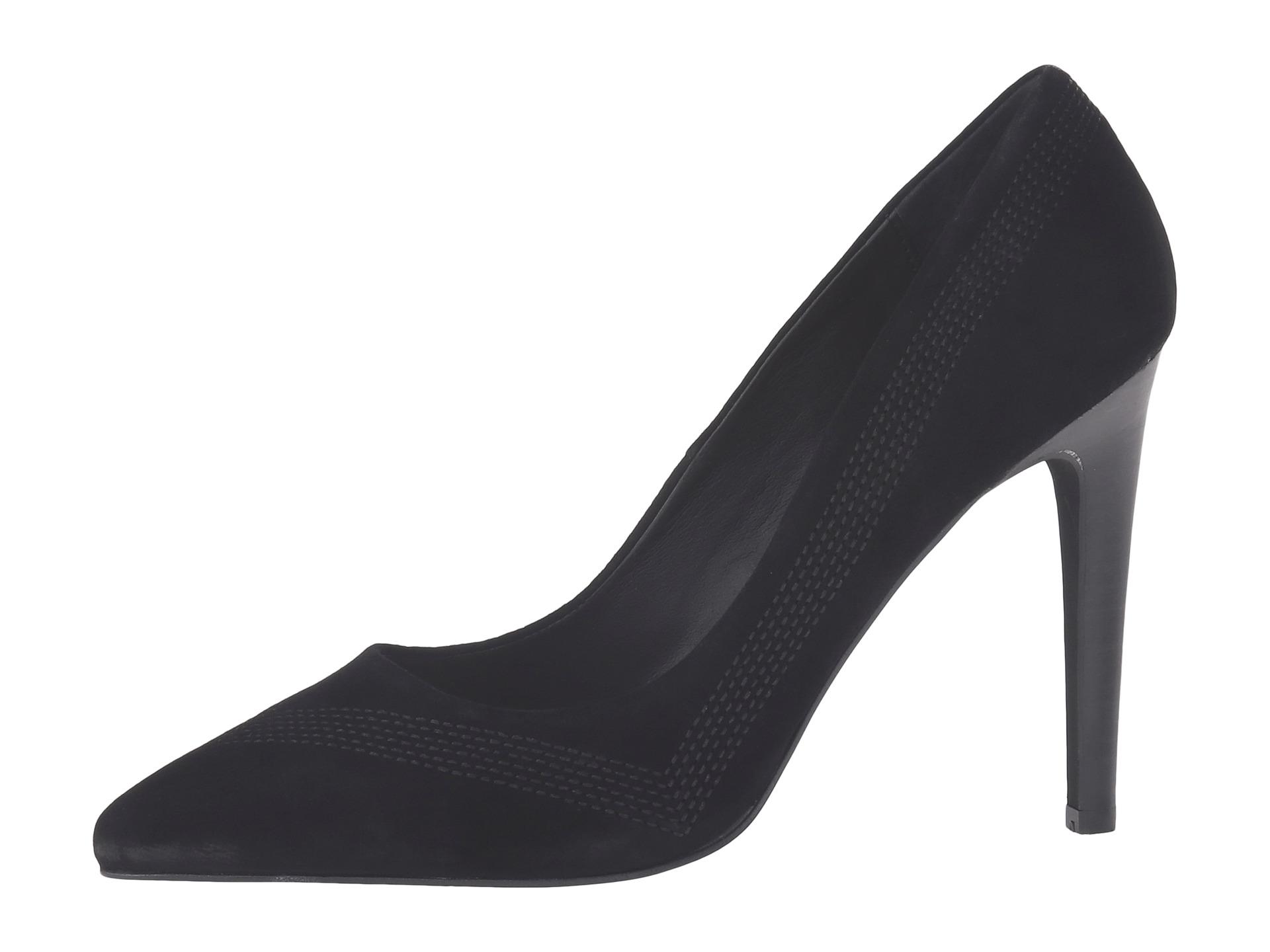 Joe's Jeans Women's Ned Dress Pump Black/White Size 6.0