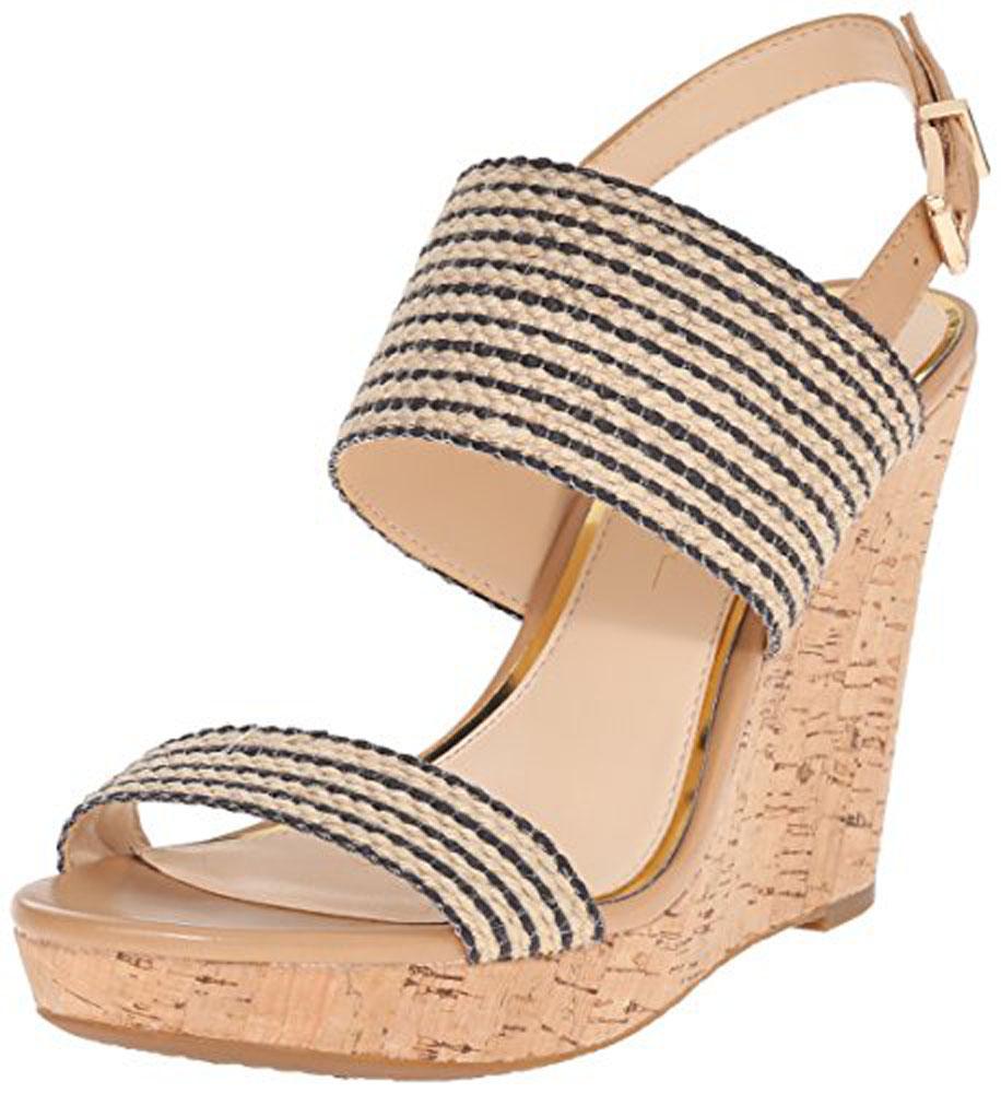 7172689cb66 Details about Jessica Simpson Women's JANIC Wedge Sandal