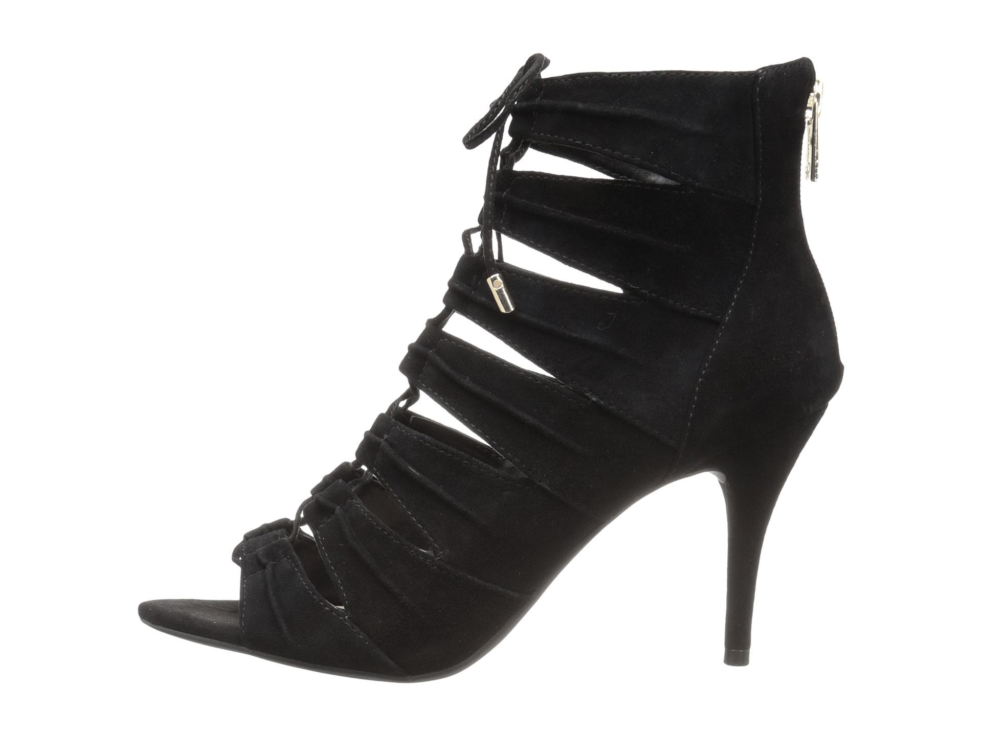 Jessica Simpson Womens MAHIRI Open Toe Classic Pumps Black Size 9.0 bqJD