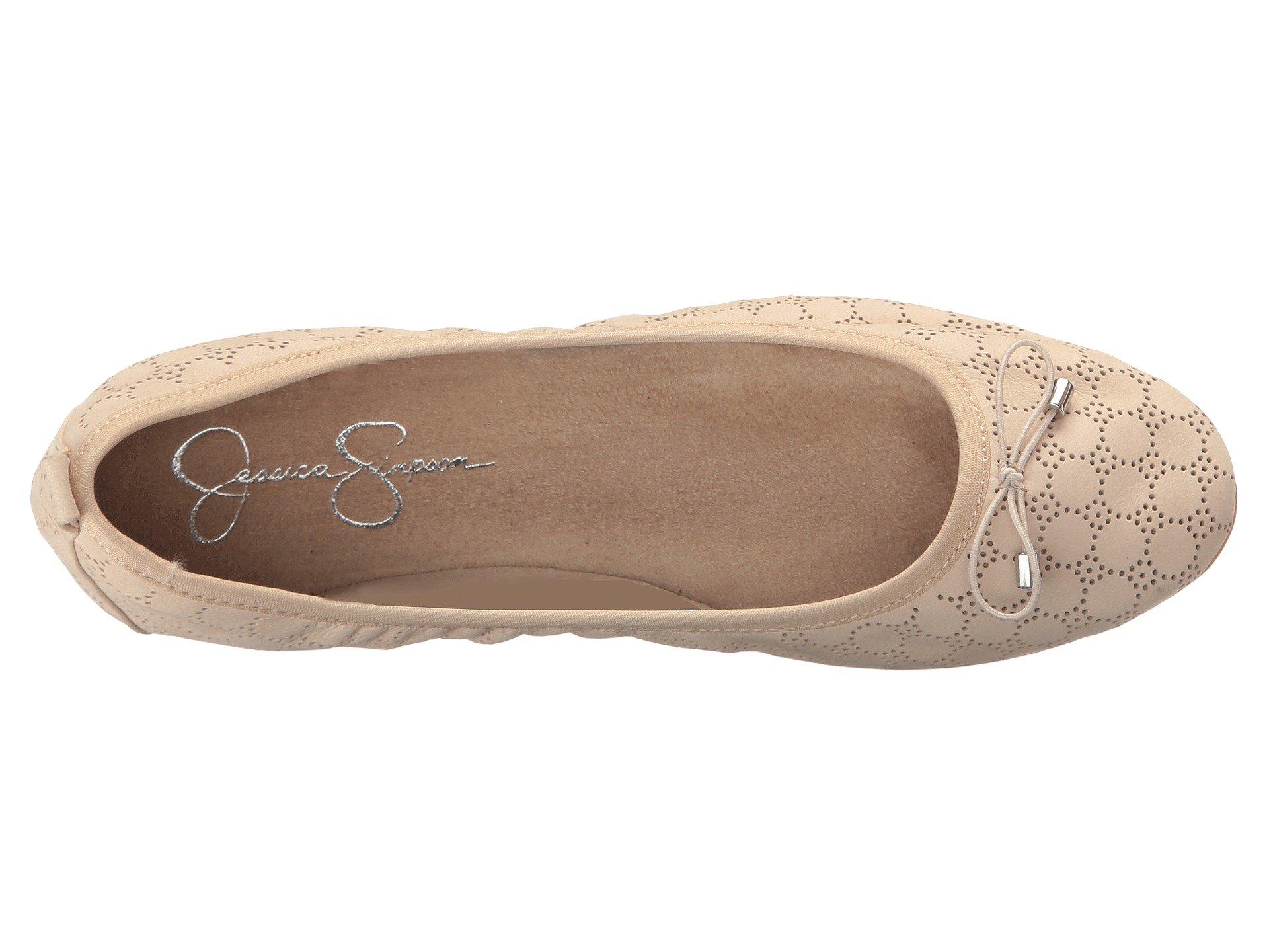 Jessica-Simpson-Women-039-s-NALAN-Ballet-Flat thumbnail 40
